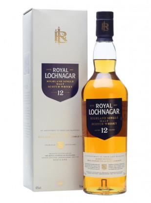 Royal Lochnagar 12 Year Old 0.7L