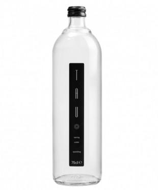 Tau Sparkling Water Glass Bottle 12 x 750ml