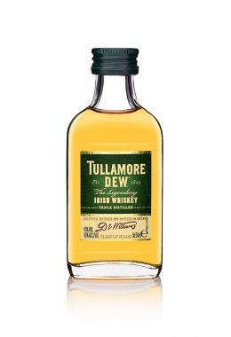 Tullamore D.E.W. Original Blended Irish Whiskey 0.05L