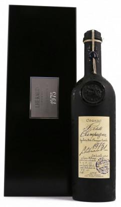 Cognac Lhéraud Vintage Petite Champagne Cognac1975