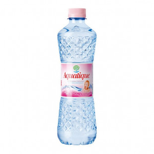 Apa Oligominerală Naturală Aquatique 500ml