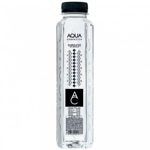 Aqua Carpatica Plata 500ml