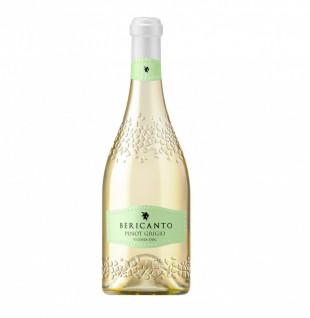 Bericanto Pinot Grigio Vicenza DOC 0.75L