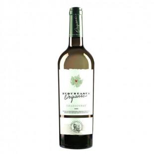 Budureasca Organic Chardonnay 0.75L