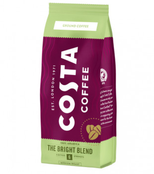 Cafea Costa Blend Bright cafea boabe 1kg