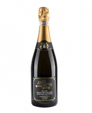Cantine di Marzo Greco di Tufo Vin Spumant Extra Brut 0.75L