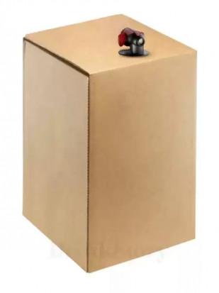 Crama Ikel Vin Merlot&Malbec Rosu Demidulce Bag in Box 10L