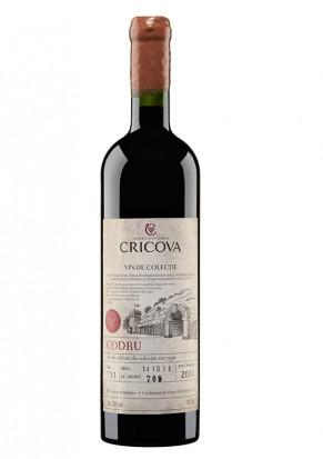 Cricova Vin de Colectie Codru 2000 0.75L