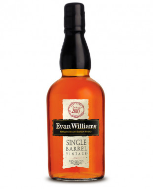 Evan Williams Single Barrel Bourbon 0.7L