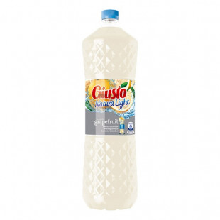 Giusto Natura Light Grapefruit 2l