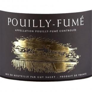 Guy Saget Pouilly Fume