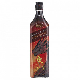 Johnnie Walker - Song of Fire 0.7L