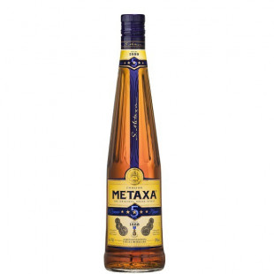 Metaxa 5 stele 700 ml