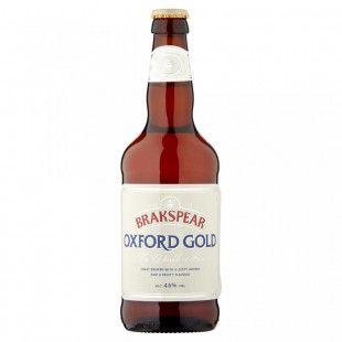 Oxford Gold 500ml