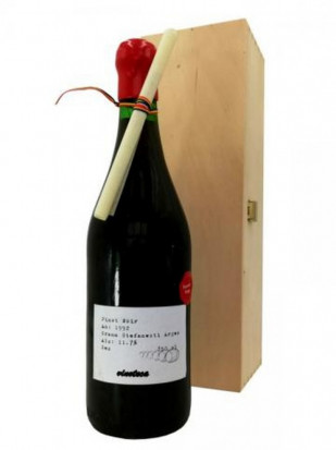 Pinot Noir Stefanesti 1992 Cutie Lemn 0.75L
