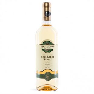 Sigillum Moldaviae, Sauvignon Blanc, Demisec, 14%, 0.75L