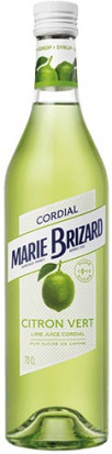 Sirop Marie Brizard Lime Juice