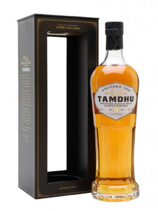 Tamdhu Single Malt Sherry Cask Scotch Whisky 12YO 0.7L
