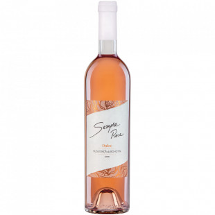 Vincon, Sempre Rose, Busuioaca Bohotin, Dulce, 13.5%, 0.75L