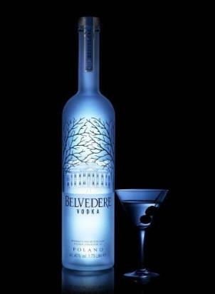Vodka Belvedere Neon 0.7L