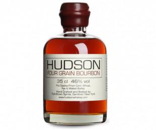 Whisky Hudson Four Grain Bourbon 0.35L