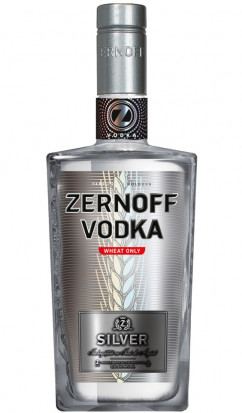 Zernoff Silver Vodka 500ml