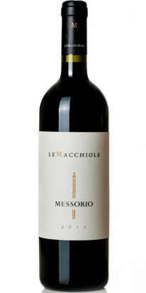 Le Macchiole Messorio Rosso 2014 IGT Toscana 0.75 L