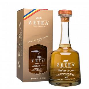 Zetea Palinca de Pere Cutie 50% 0.7L