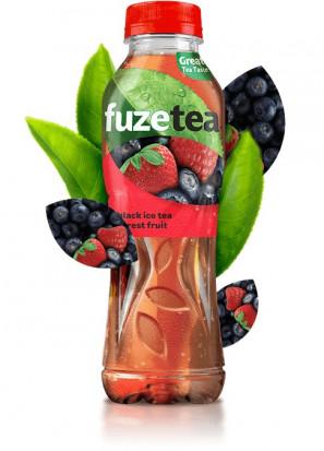 Fuzetea Ice Tea Fructe de Padure 500 ml
