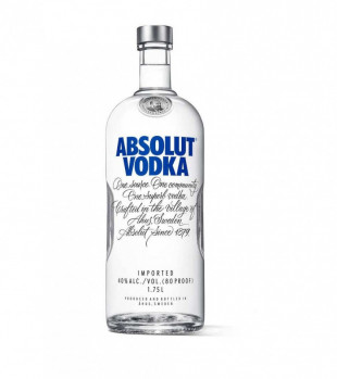 Absolut Vodka 1.75 L
