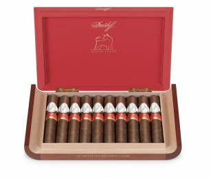 Davidoff Limited Edition 2021 Year of the Ox 10 Bucati