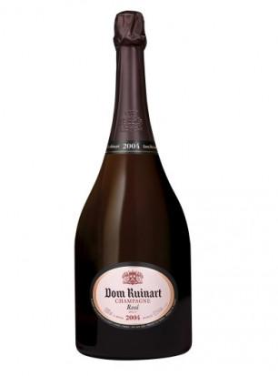 Dom Ruinart Rose 2004 Magnum 1.5L