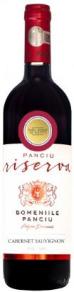 Panciu Riserva Cabernet Sauvignon (fără adaos de sulfiti) 0.7L