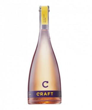 Rasova Craft Vin Spumant Nefiltrat Rose 0.75L