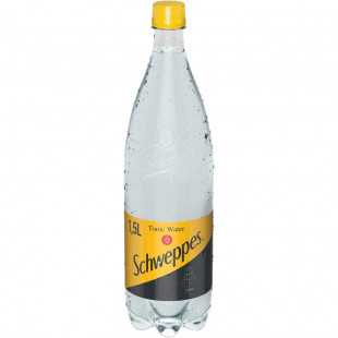 Schweppes Tonic Water, PET 1.5L, Bax 6 buc