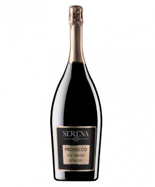 Serena Prosecco DOC Treviso Extra Dry Magnum 1.5L