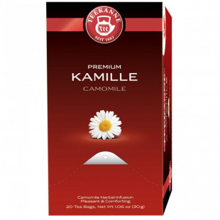 Teekanne Premium Ceai Musetel 20x1.5g