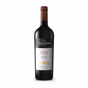 Terrazas Single Vineyard Malbec Argentina 750ml