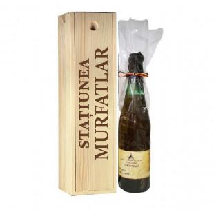 Vin Vinoteca Murfatlar Pinot Gris 1962 Cutie Lemn 0.75L