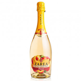 ZAREA Fruits Collection Piersici 0.75L
