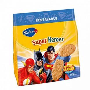 Biscuiti Super Heroes 100 g