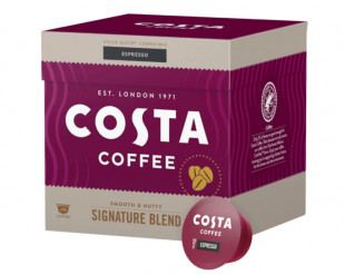 Capsule cafea Costa Signature Blend Espresso, 16 capsule