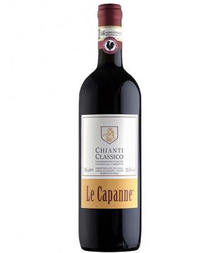 Castello di Querceto Chianti Classico Le Capanne 2017 0.75L