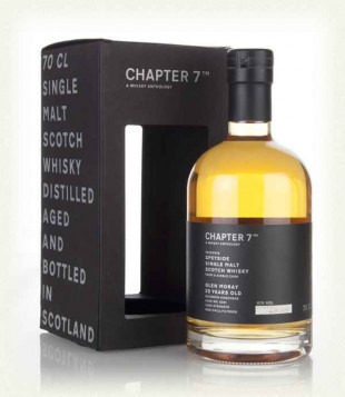 Chapter 7 Glen Moray 25 YO