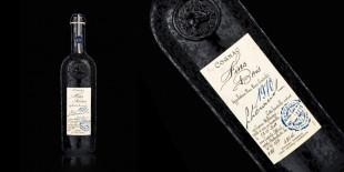 Cognac Lheraud Fins Bois 1970