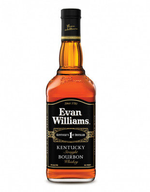 Evan Williams Bourbon Whiskey Black 0.7L