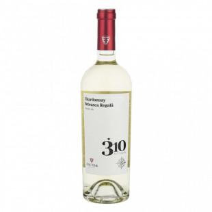 Fautor 310 Altitudine Chardonnay & Feteasca Regală 0.75L