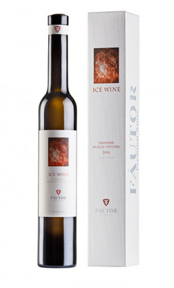 Fautor Ice Wine Late Harvest Muscat Ottonel 375ml