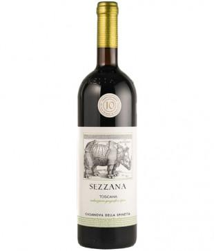 La Spinetta Toscana Rosso Sezzana 0.75L