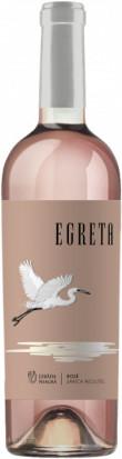 Lebada Neagra Egreta Merlot Rose Sec 0.75L